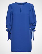 GUESS Jeans Nisa Dress Kort Kjole Blå GUESS JEANS