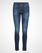 Replay New Luz Hyperflex Laserblast Skinny Jeans Blå REPLAY