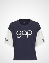 GAP Gap Retro Gw Tee T-shirts & Tops Short-sleeved Svart GAP
