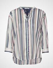 Edc by Esprit Blouses Woven Bluse Langermet Multi/mønstret EDC BY ESPRIT