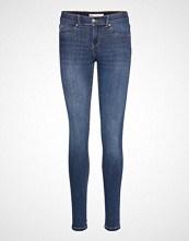 Gina Tricot Bonnie Low Waist Jeans Skinny Jeans Blå GINA TRICOT