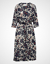 Just Female Cory Dress Knelang Kjole Multi/mønstret JUST FEMALE