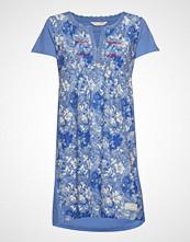 Odd Molly Blossom Boss Dress Kort Kjole Blå ODD MOLLY