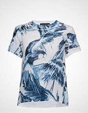 Sportmax Code Cadine T-shirts & Tops Short-sleeved Blå SPORTMAX CODE