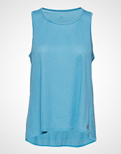 Adidas Performance Response Tank W T-shirts & Tops Sleeveless Blå ADIDAS PERFORMANCE