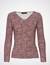 Weekend Max Mara Cesy T-shirts & Tops Long-sleeved Rød Weekend Max Mara