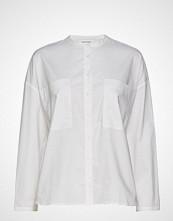 Samsøe & Samsøe Millet Shirt 10451 Langermet Skjorte Hvit SAMSØE & SAMSØE