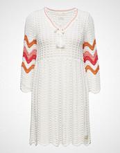 Odd Molly Soul Stripes Dress Kort Kjole Hvit ODD MOLLY