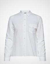 Hope Real Shirt Langermet Skjorte Hvit HOPE