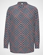 Boss Casual Wear Ecluni_3 Bluse Langermet Multi/mønstret BOSS CASUAL WEAR