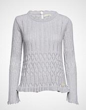 Odd Molly Pretty On The Loose Sweater Strikket Genser Blå ODD MOLLY