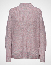 Coster Copenhagen Sweater In Woolmix W. Turtleneck Strikket Genser Rosa COSTER COPENHAGEN