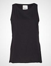 Denim Hunter 10 The Tank T-shirts & Tops Sleeveless Svart DENIM HUNTER