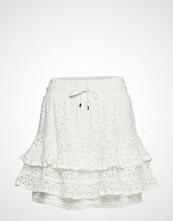 Odd Molly Swag Blossom Skirt Kort Skjørt Hvit ODD MOLLY