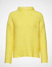 Marc O'Polo Pullover Long Sleeve Strikket Genser Gul MARC O'POLO