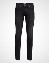 Tommy Jeans Slim Scanton Mmphs Slim Jeans Svart TOMMY JEANS