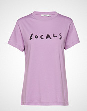 Gestuz Locals Tee Ms19 T-shirts & Tops Short-sleeved GESTUZ