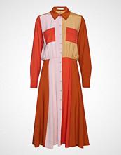 Stine Goya Renee, 467 Heavy Silk Knelang Kjole Multi/mønstret STINE GOYA