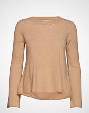 Odd Molly Sunrise Rhythm Sweater Strikket Genser Oransje ODD MOLLY