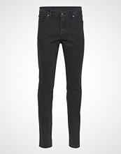 Dr.Denim Clark Slim Jeans Svart DR. DENIM