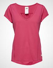 ODD MOLLY ACTIVE WEAR Sprinter Top T-shirts & Tops Short-sleeved Rosa ODD MOLLY ACTIVE WEAR