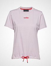 Storm & Marie Inna-Tee T-shirts & Tops Short-sleeved Rosa STORM & MARIE