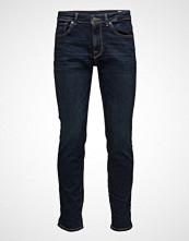 Selected Homme Shnslim-Leon 1003 D.Blue St Jns Noos Slim Jeans Blå SELECTED HOMME