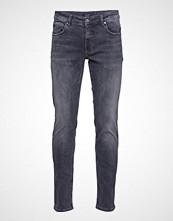 Lindbergh Superflex Jeans Slim Jeans Blå LINDBERGH
