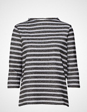 Gerry Weber T-Shirt 3/4-Sleeve R T-shirts & Tops Long-sleeved Grå GERRY WEBER