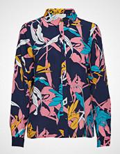 Minus Caitlyn Shirt Bluse Langermet Multi/mønstret MINUS