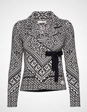 Odd Molly Lovely Knit Jacket Strikkegenser Cardigan Svart ODD MOLLY