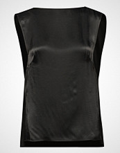 By Malene Birger Blo1018s91 T-shirts & Tops Sleeveless Svart BY MALENE BIRGER