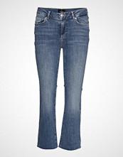 Vero Moda Vmsheila Mr Kick Flare Ank J Ba3114 Noos Jeans Sleng Blå VERO MODA