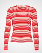 Stine Goya Maya, 623 Light Jersey T-shirts & Tops Long-sleeved Rød STINE GOYA