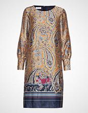 Gerry Weber Dress Woven Fabric Knelang Kjole Multi/mønstret GERRY WEBER