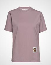 Tiger of Sweden Dellana T-shirts & Tops Short-sleeved Rosa TIGER OF SWEDEN