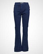 Munthe Nectar Jeans Sleng Blå MUNTHE