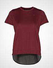 Röhnisch Mesh Back Tee T-shirts & Tops Short-sleeved Rød RÖHNISCH