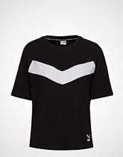 Puma Puma Xtg Colorblock Tee T-shirts & Tops Short-sleeved Svart PUMA