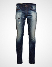 Diesel Men Thommer Trousers Slim Jeans Blå DIESEL MEN
