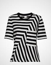 Taifun T-Shirt Short-Sleeve T-shirts & Tops Short-sleeved Svart TAIFUN