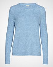 Twist & Tango Estelle Sweater Cold Blue Strikket Genser Blå TWIST & TANGO