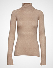 Marciano by GUESS Cabiria Sweater Top Høyhalset Pologenser Beige Marciano By GUESS