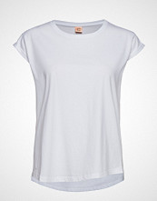 Custommade Connie Organic T-shirts & Tops Short-sleeved Hvit CUSTOMMADE
