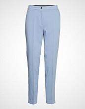 Esprit Collection Pants Woven Bukser Med Rette Ben Blå ESPRIT COLLECTION