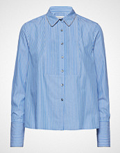 Tommy Hilfiger Lulu Shirt Ls Langermet Skjorte Blå TOMMY HILFIGER