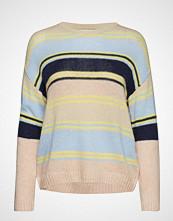 Lollys Laundry Nina Jumper Strikket Genser Multi/mønstret LOLLYS LAUNDRY