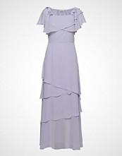 Valerie Salma Long Dress Maxikjole Festkjole Lilla VALERIE