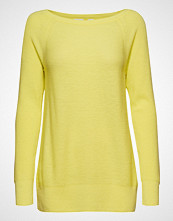 GAP Brooklyn Boatneck Strikket Genser Gul GAP