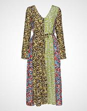 Stine Goya Maca, 629 Meadow Silk Maxikjole Festkjole Multi/mønstret STINE GOYA